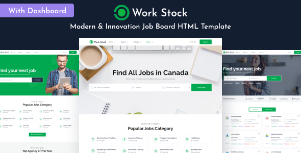 Work Stock Template