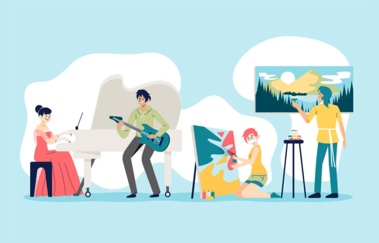 Top 10 Market Places To Sell Your Art & Prints Designs Online